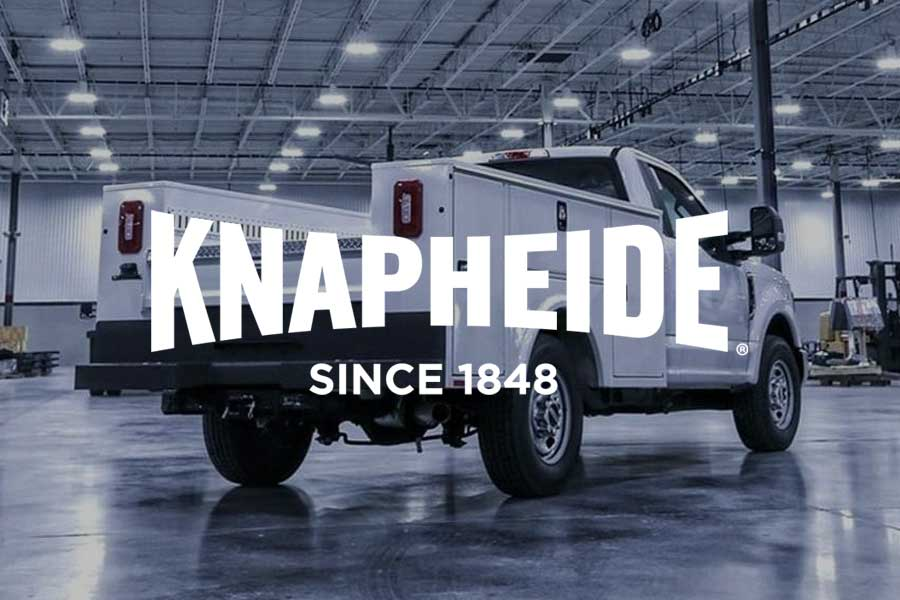 Knapheide Website Design & Development | Vervocity