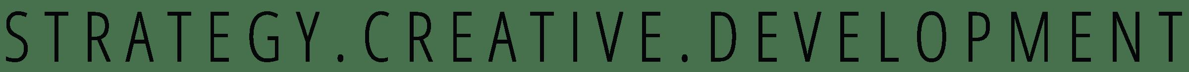 STRATEGY . CREATIVE . DEVELOPMENT | Vervocity