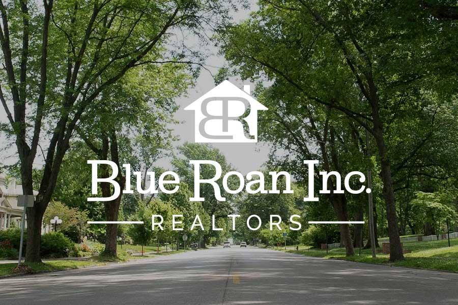 Blue Roan Realtors - Logo Development | Vervocity