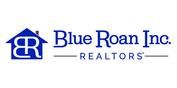 Blue Roan Inc Realtors Logo Horizontal | Vervocity