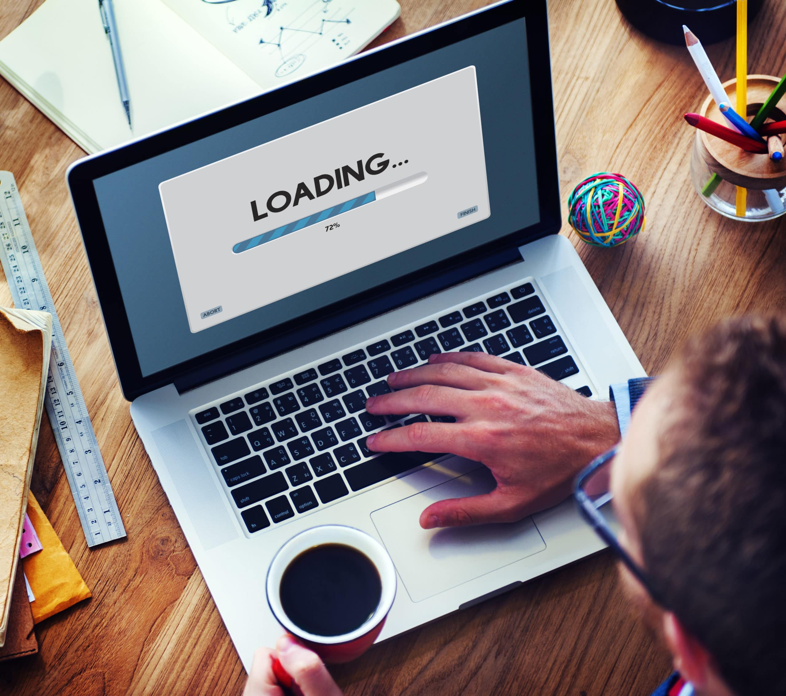 Improving website load speed