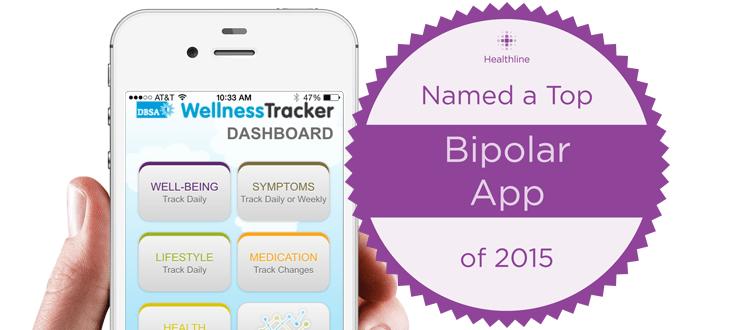 Special recognition for the Vervocity DBSA WellnessTracker App