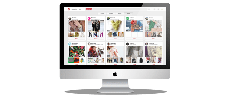 Pinterest is the new Christmas catalog