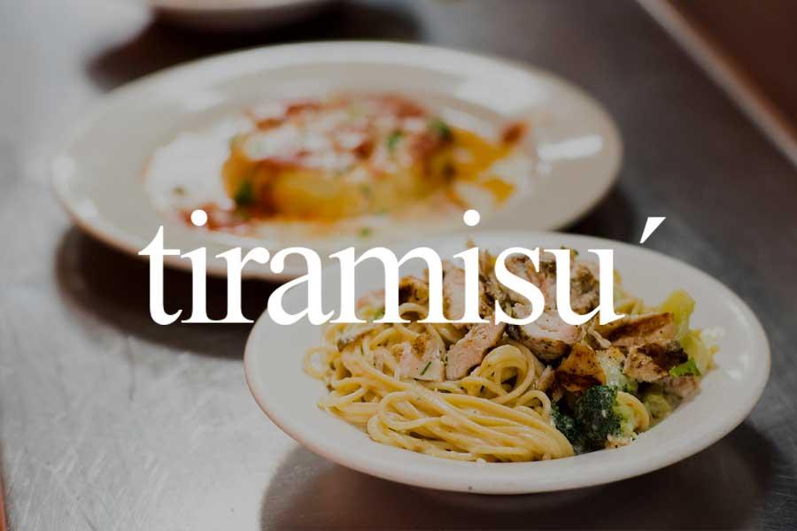 Tiramisu | Vervocity
