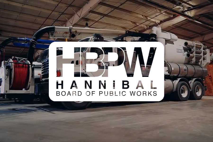 Hannibal Board of Public Works Videography