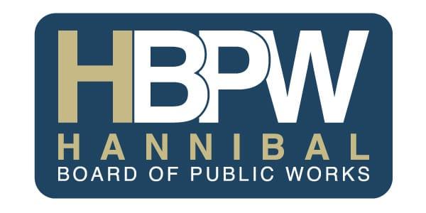 Hannibal Board of Public Works - After Logo