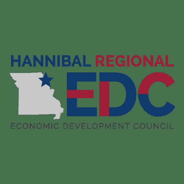 Hannibal Regional Economic Development Council Logo