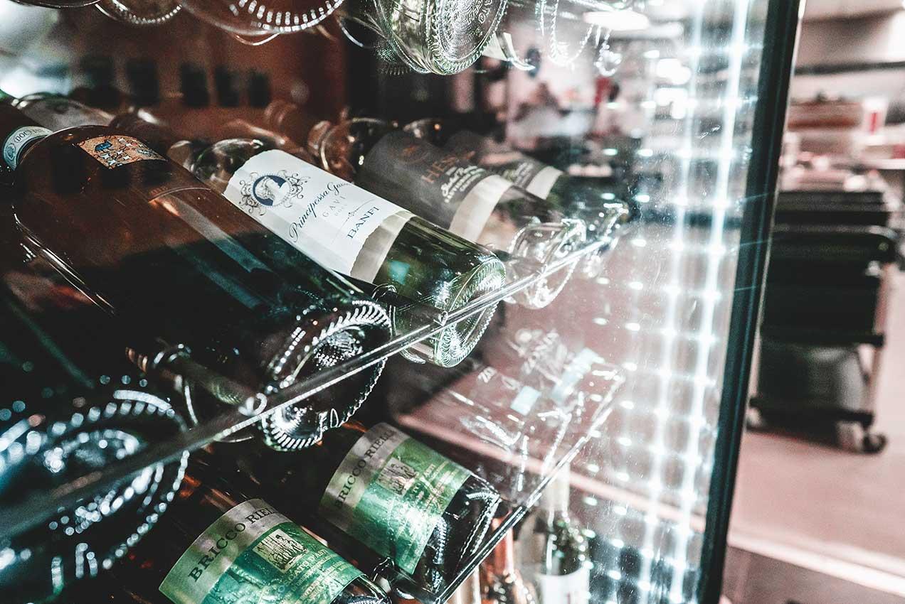Tiramisu - Wine Cooler