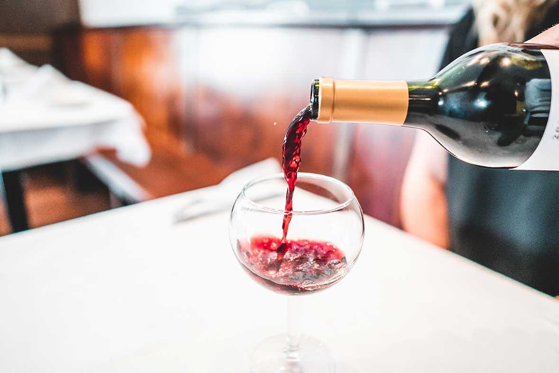 Tiramisu - Wine
