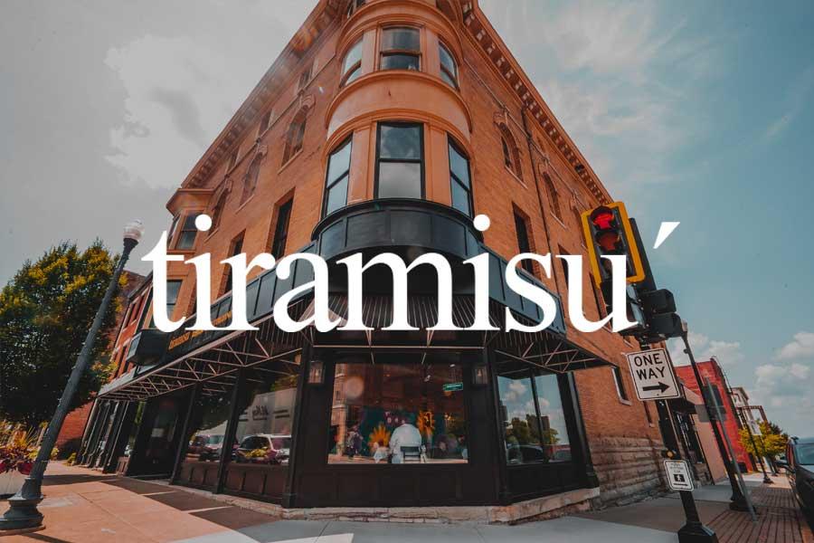 Tiramisu Photography by Vervocity in Quincy, IL